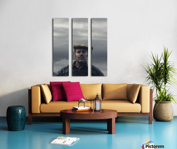 His name is Ljubisa Split Canvas print