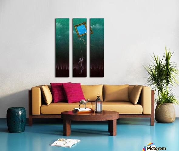 picture Split Canvas print
