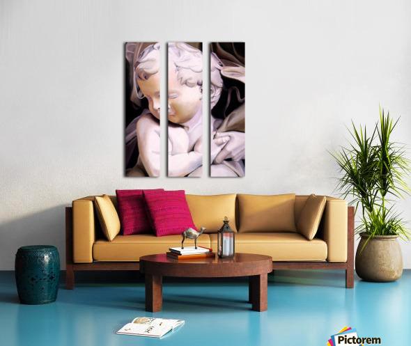 THE CHILD Split Canvas print