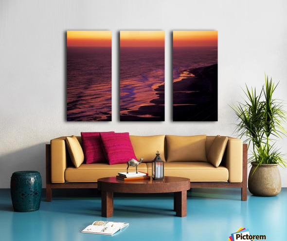 landscape_2_0006 Split Canvas print