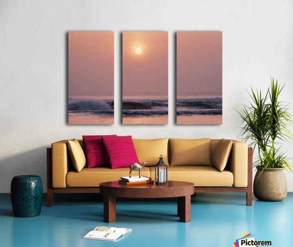 landscape_2_0015 Split Canvas print