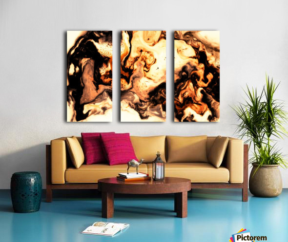 I'm Free Split Canvas print