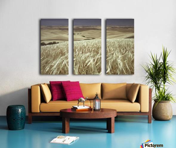landscape_2_0600 Split Canvas print