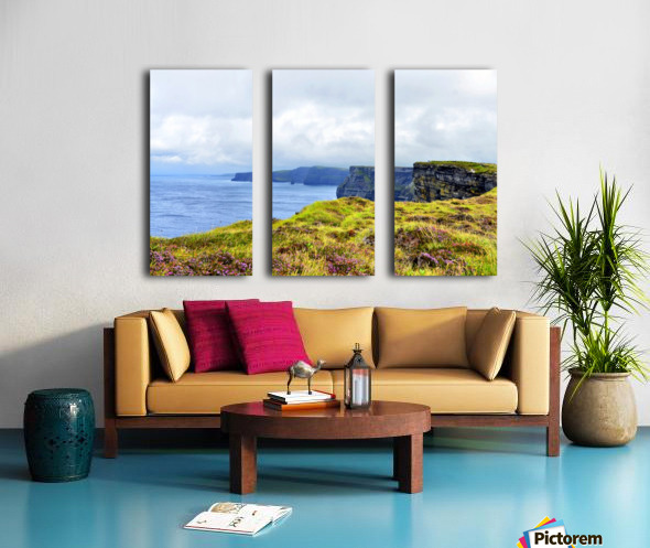 CLIFFS OF MOHER 10 Split Canvas print