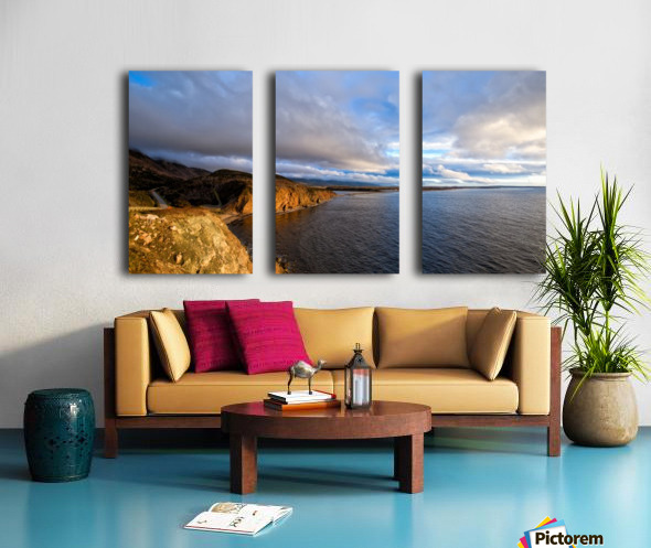 Memories Split Canvas print