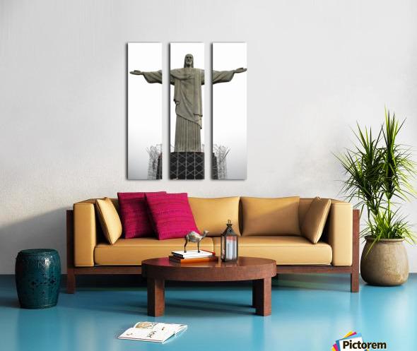 Christ - Rio Split Canvas print