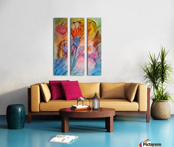 ByLittle  Split Canvas print