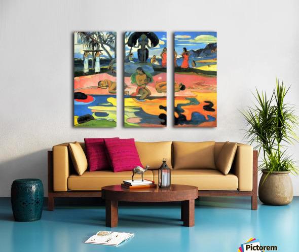 Mohana no Atua by Gauguin Split Canvas print