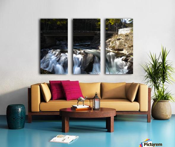 P1240623 Split Canvas print