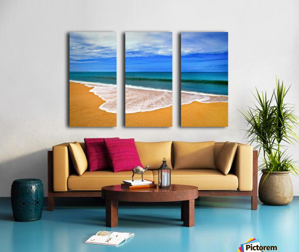 Room for Thoughts Split Canvas print