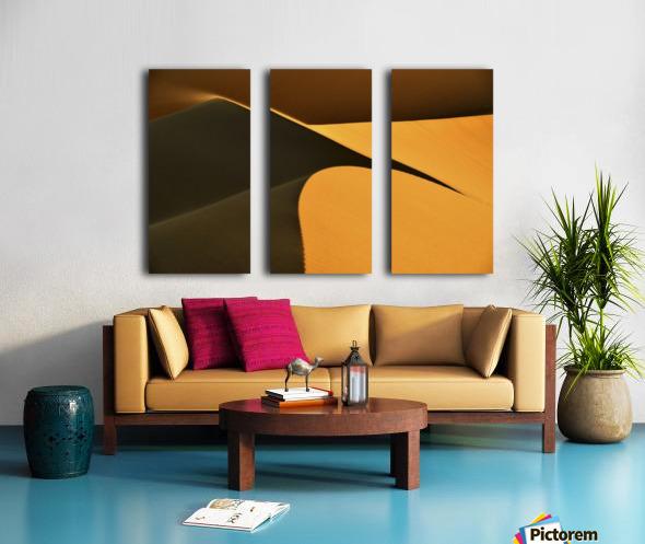 Untitled Split Canvas print