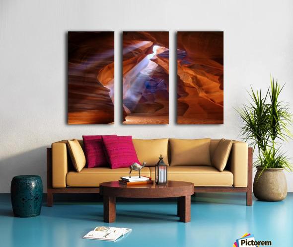 Pure Photodelight  2 Split Canvas print