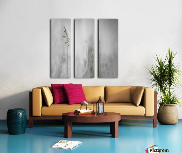 blade of grass Split Canvas print