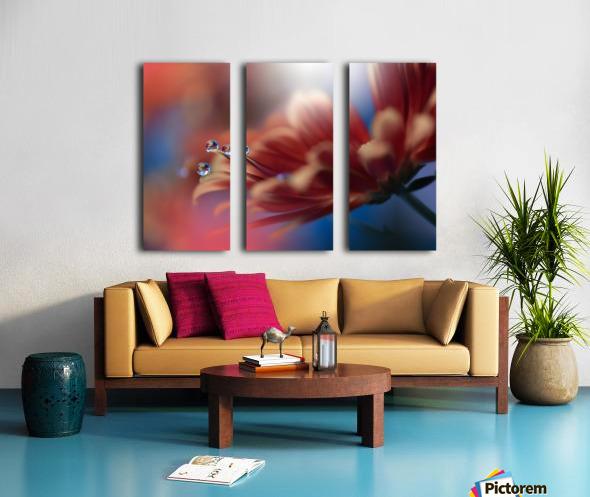 Inmost... Split Canvas print