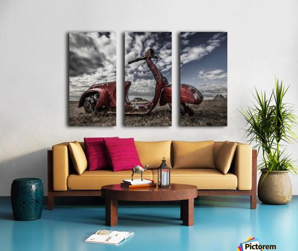 Framed Memories Toile Multi-Panneaux