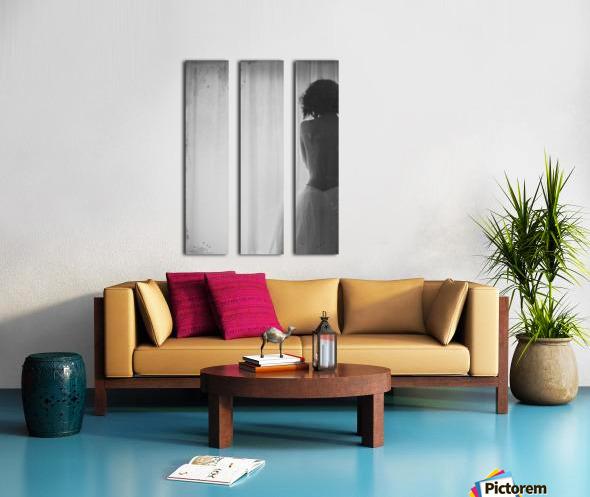 Near Light Split Canvas print