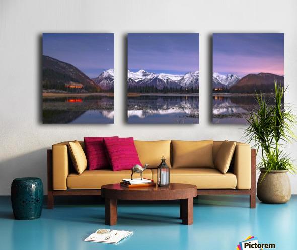 A better dream Split Canvas print