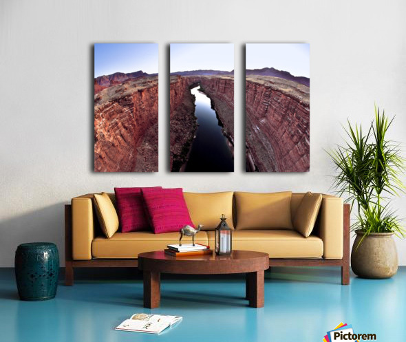 Grand Canyon, Arizona, Usa Split Canvas print
