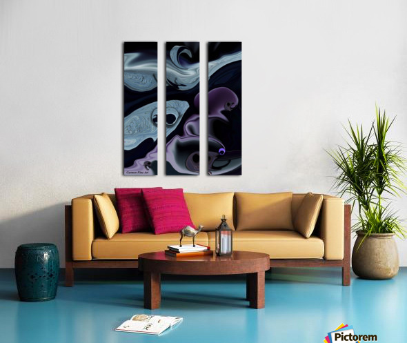 Emotion of Dreams Split Canvas print