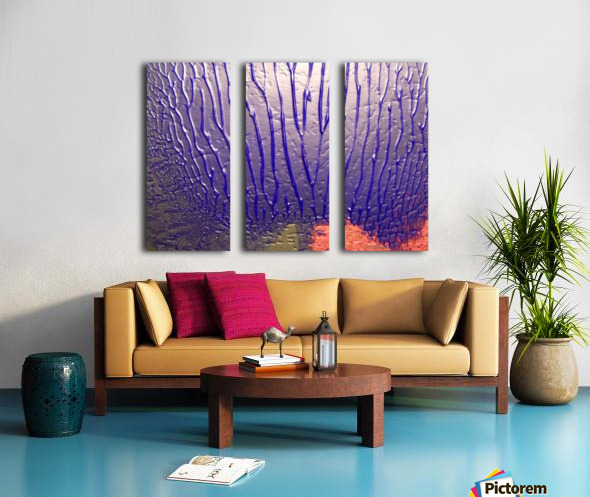 art Split Canvas print