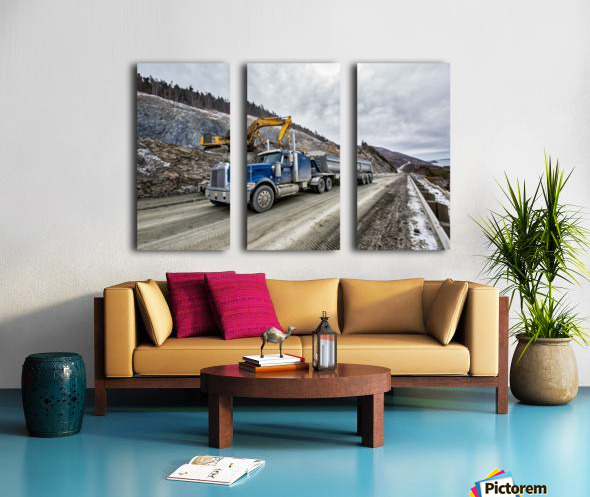 3544_H Split Canvas print