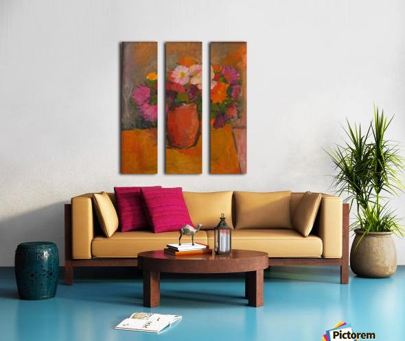 f539 Split Canvas print