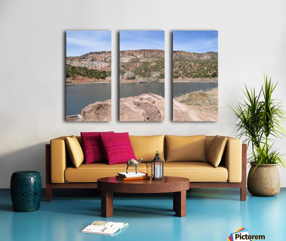 Jemez Mountains VP9 Split Canvas print
