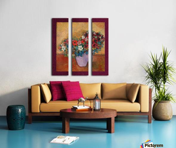 texture50_92449531_43 Split Canvas print