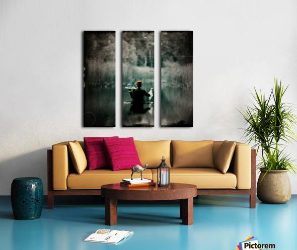 TeaTime Split Canvas print