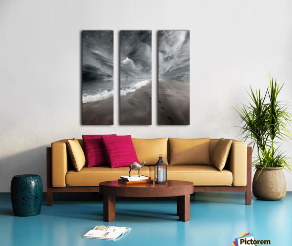 Presence Split Canvas print