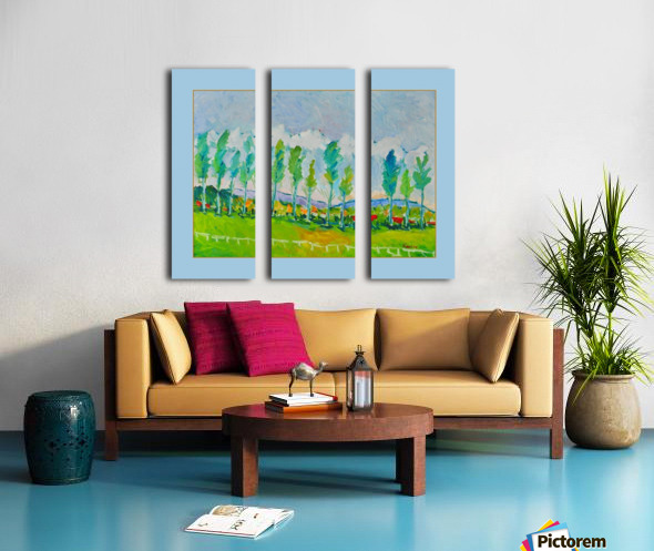 G111 (1) Split Canvas print