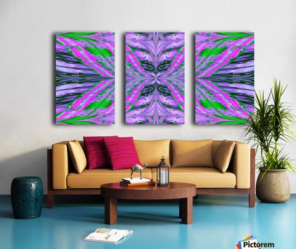 Butterflies For Anastacia 6 Split Canvas print
