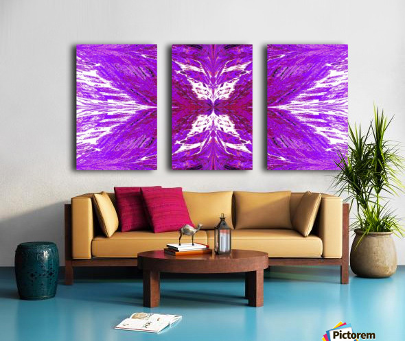Butterflies For Anastacia 44 Split Canvas print