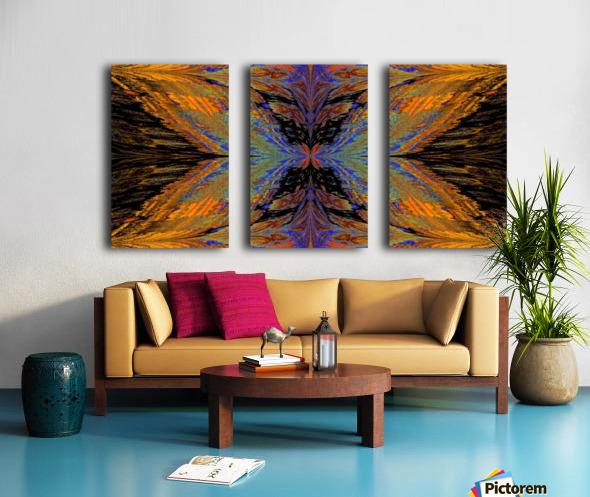 Butterflies For Anastacia 50 Split Canvas print