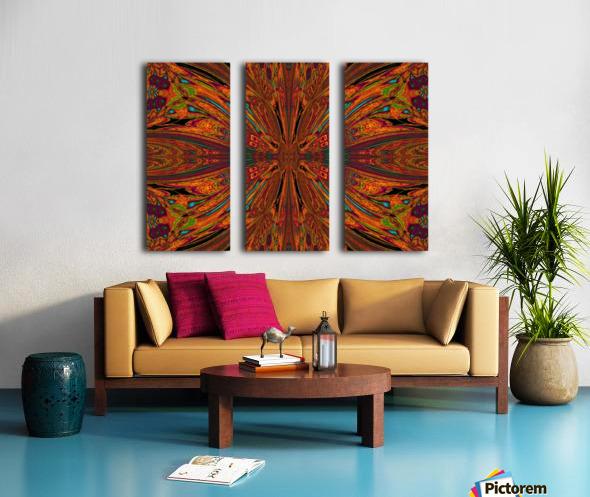The Goddess PSYKHE 2 Split Canvas print