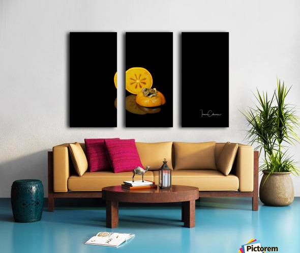 Passion Fruit (Grenadilla) Split Canvas print