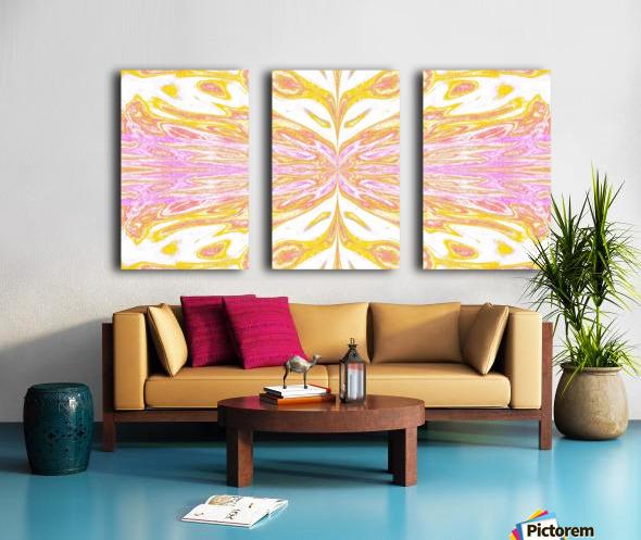 Queen of the Butterflies 24 Split Canvas print