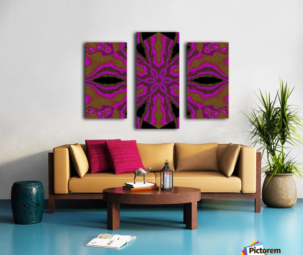 A Flower 3 Canvas print
