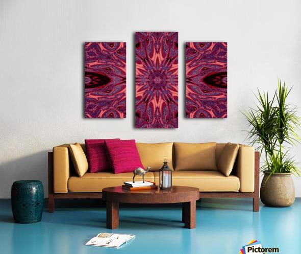 Metamorphosis Rose 2 Canvas print