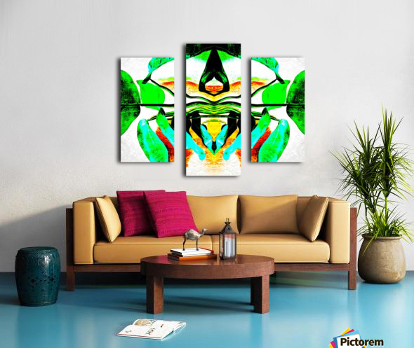 leplant Canvas print