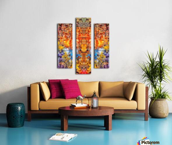 yorenge Canvas print
