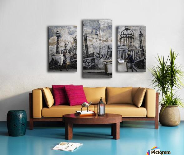 Mi Habana Canvas print