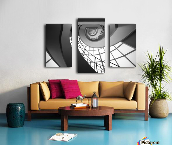 BELL I Canvas print