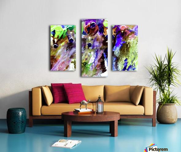 Winning Streak  Canvas print