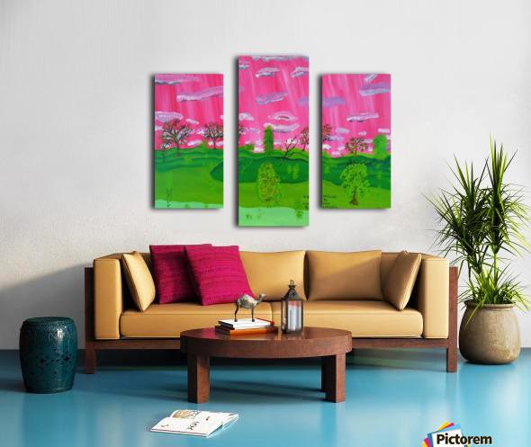 22_022 dream_land R Canvas print