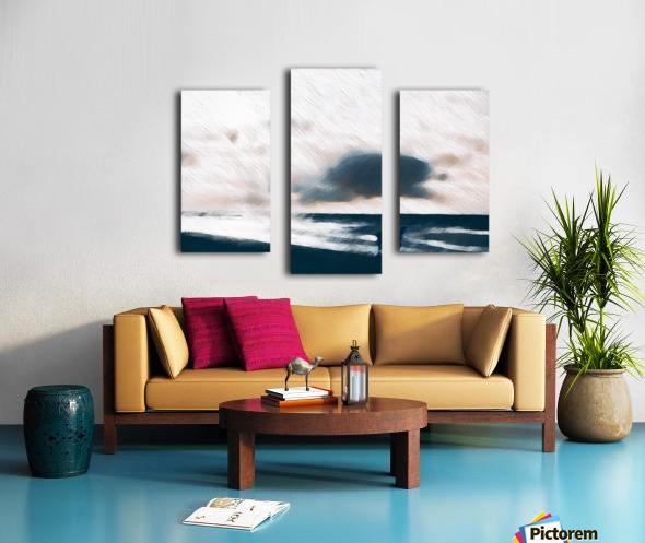 Immer wieder Holland  Canvas print