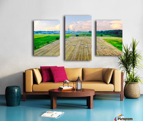 Carlisle, AR | Carlisle Highschool Canvas print