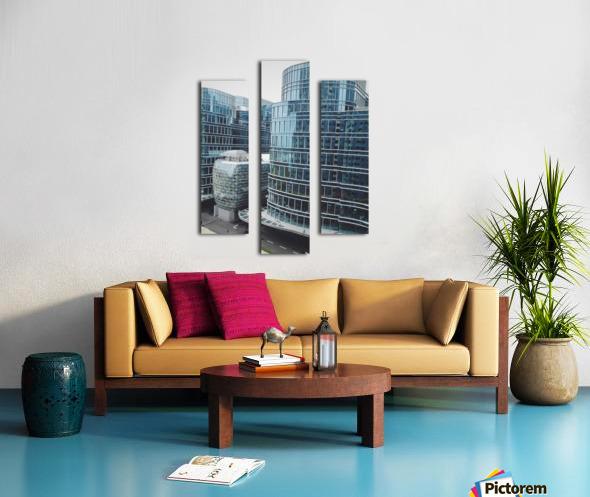 Landmark Canvas print