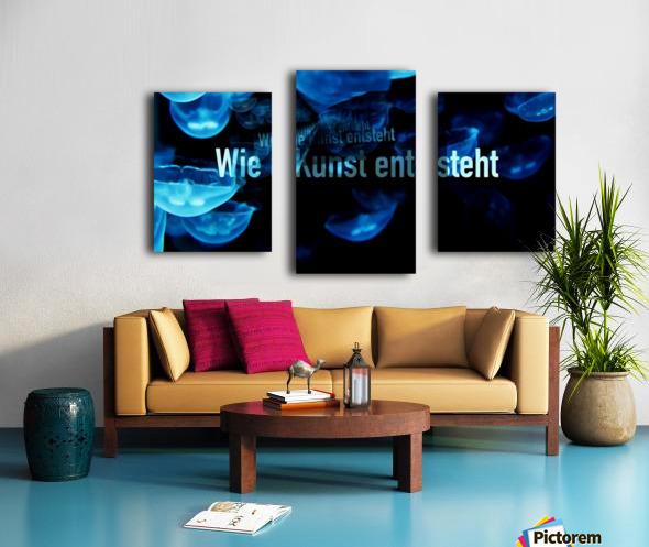 7 Canvas print