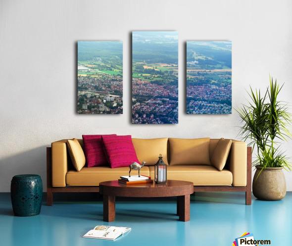 Airplain Canvas print
